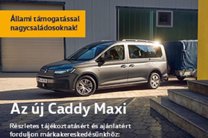 Caddy Max
